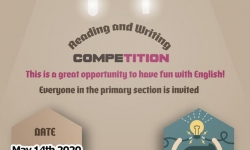 Reading and writing competition