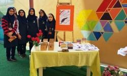 برگزاری جشنواره هنرهای دستی دانش آموزی