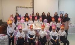 برگزاری مراسم جشن الفبای دانش آموزان کلاس اول ابتدایی