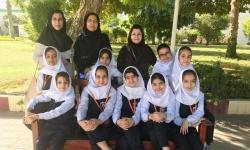 برگزاری اردوی روز دانش آموز
